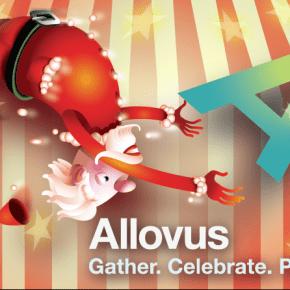 allovus swingin' holiday 2015