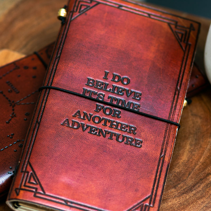 I do believe it's time for another adventure