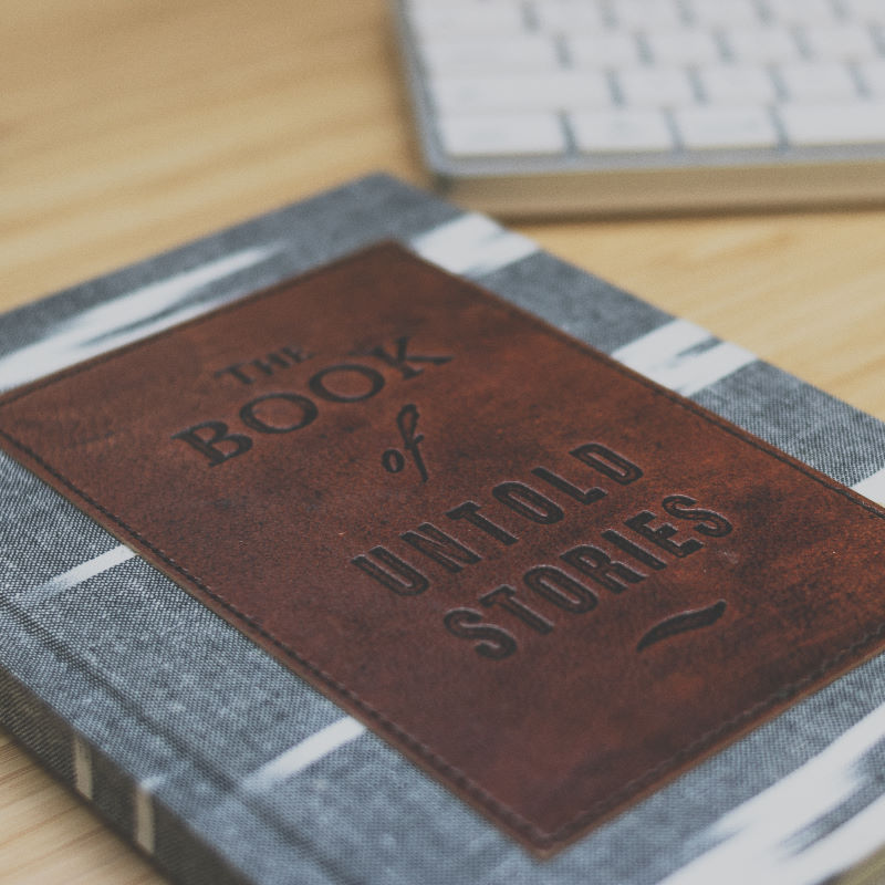 The book of untold stories
