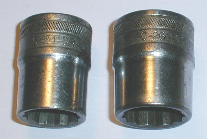 2 2 Socket 1 1 Head X Drive Hex Sockets 1 2