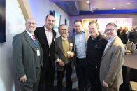 Brad Molotsky, Jason Wolf, Steven Shapiro, Ryan Barikian, Brian Propp, Kevin Coleman