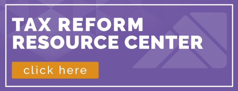 Tax Reform Resource Center