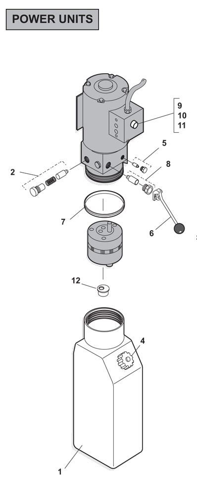 Lift Power Units, Hydraulic Power Units, Auto Lift