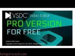 VSDC Video Editor 6.8.5.350 Crack 2021