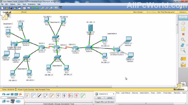 Cisco Packet Tracer 7 0 Free Download All Pc World
