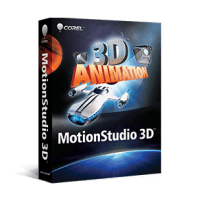 Corel MotionStudio 3D Free Download Logo
