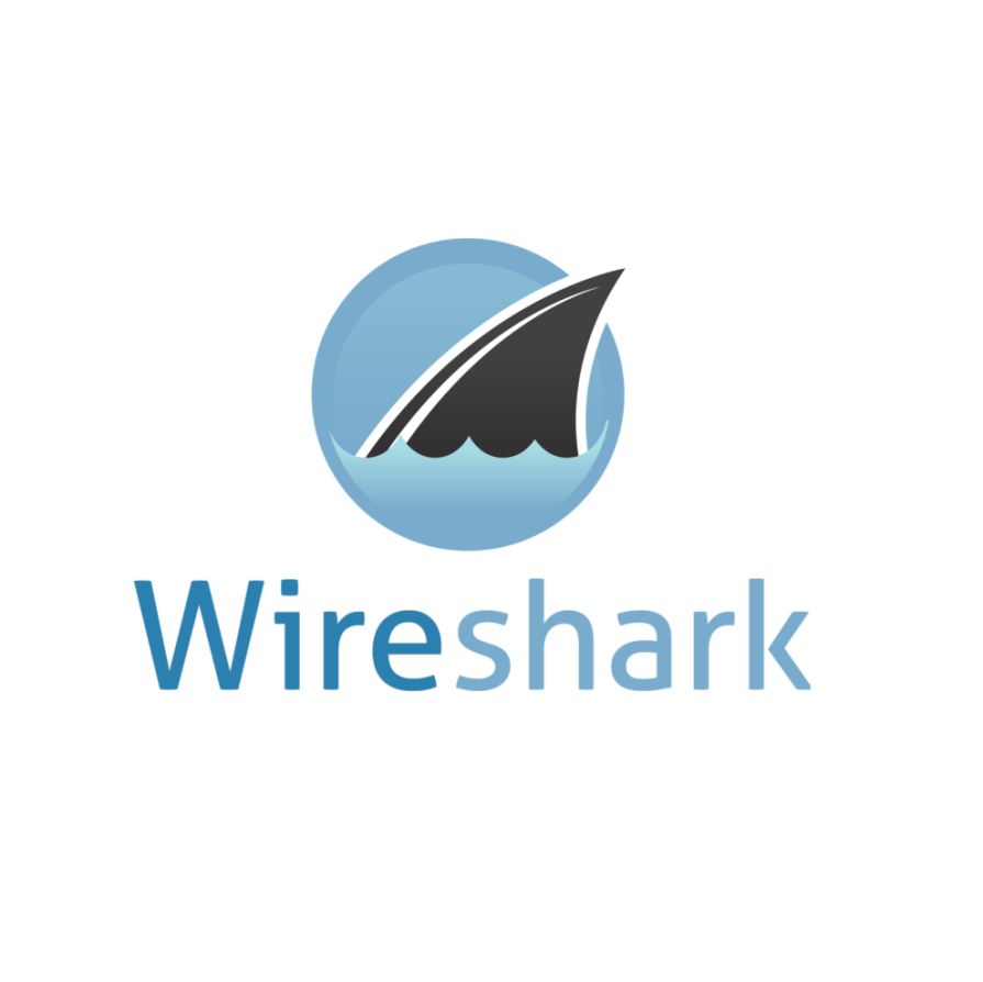 Wireshark Free Download Logo