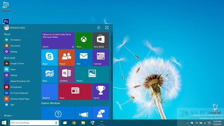 Windows 10 Pro Review and Features