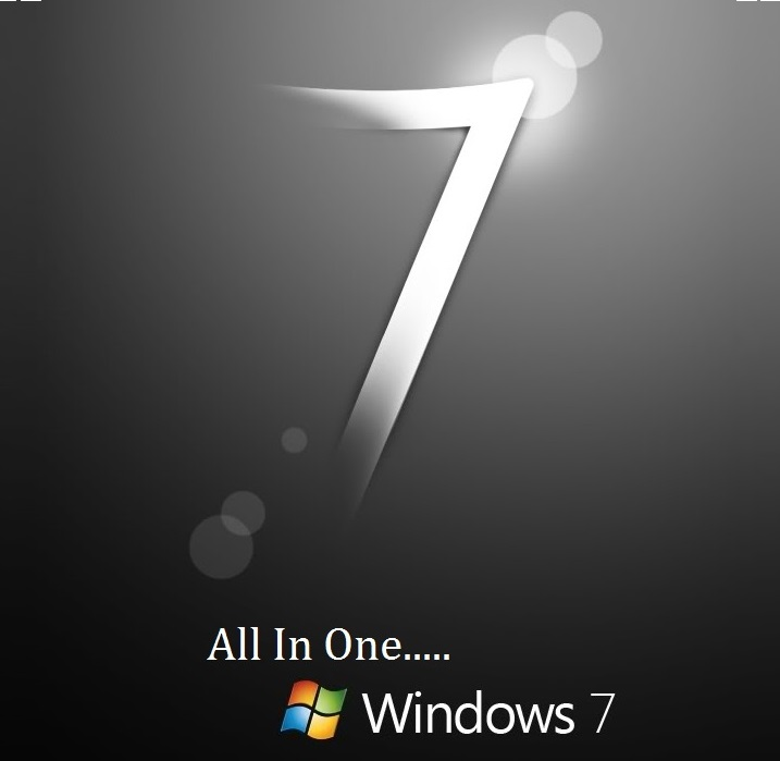 Windows 7 All in One ISO AIO Installer logo