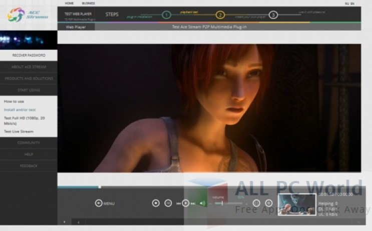 ACE Stream 3.1.11 Review