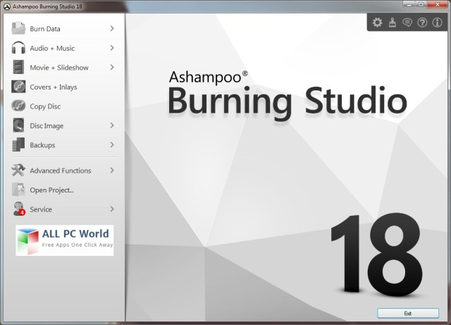 Ashampoo Burning Studio 18 Review