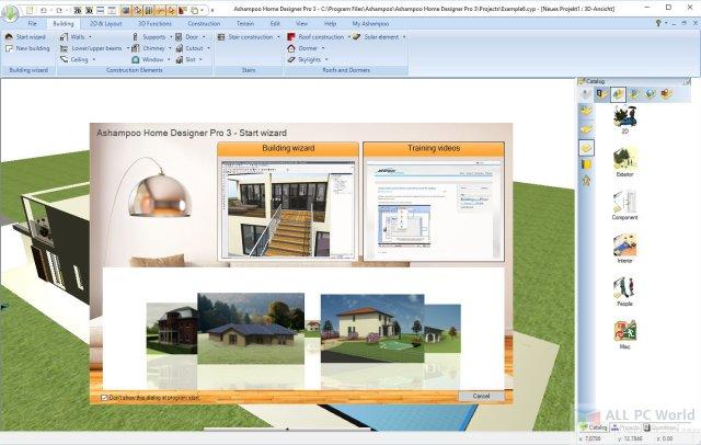 Ashampoo Home Designer Pro Review