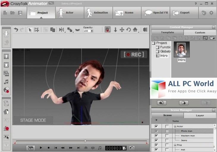 CrazyTalk Animator Review