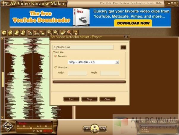 Karaoke Video Creator 1.0.50 Review