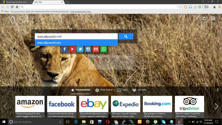 Torch Browser 52.0.0.11700 Review