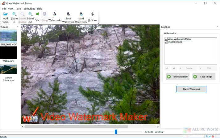 Video Watermark Maker Review