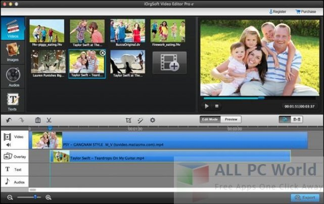 iOrgsoft Video Editor 3.3.0 Review