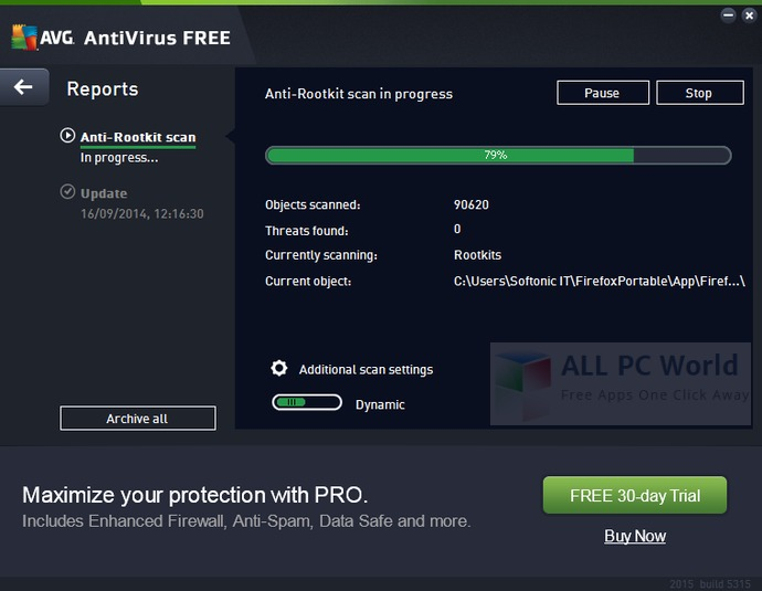 AVG Antivirus Free Edition Review