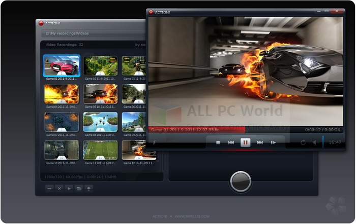 Action Screen and Game Recorder Review