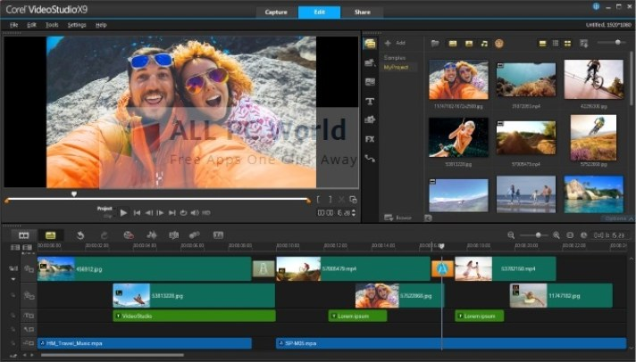 Corel Video Studio Ultimate X9.5 Review