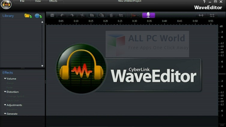 Cyberlink WaveEditor Review