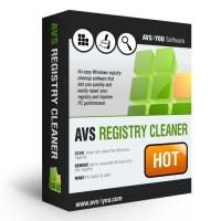 Download AVS Registry Cleaner 3.0 Free