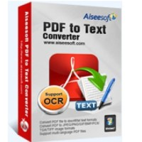 Download Aiseesoft PDF to Text Converter Free