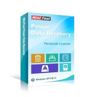 Download MiniTool power data recovery 7.0 professional edition free witk key