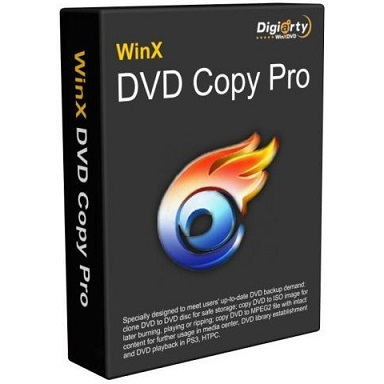 Download WinX DVD Copy Pro Free