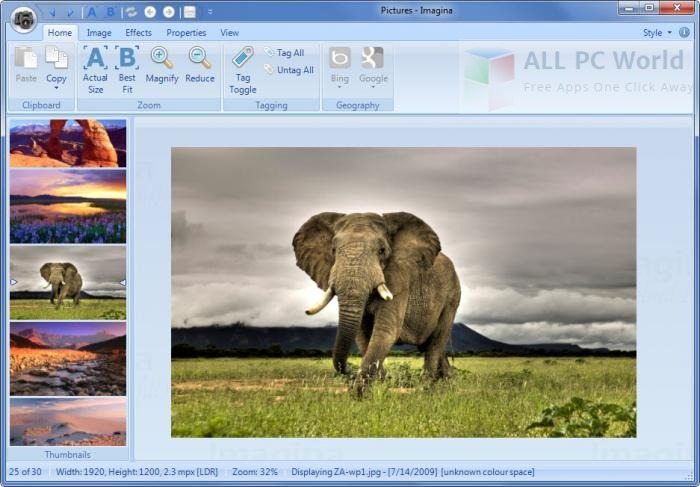 Imagina Photo Editor Review