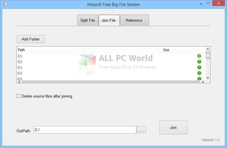 Jihosoft Free Big File Sender Review
