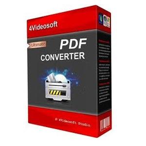 4Videosoft PDF Converter Ultimate Free Download