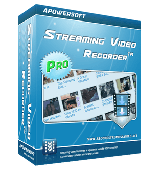 Apowersoft Streaming Video Recorder Free Download