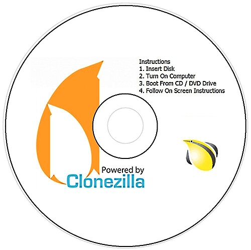 Clonezilla LiveCD 2.5.0-11 Free Download