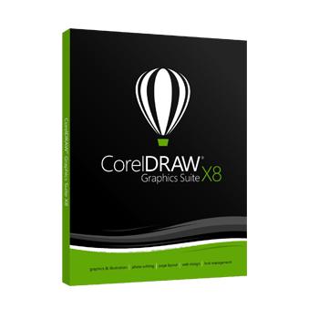 CorelDRAW Graphics Suite X8 Free Download