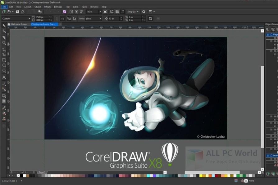 CorelDRAW Graphics Suite X8 Review