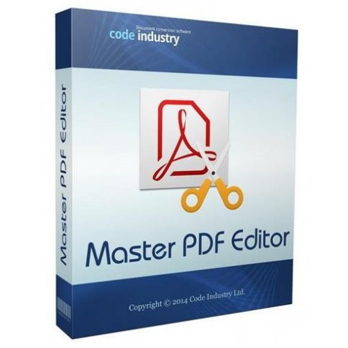 Master PDF Editor 4.0.20 Free Download