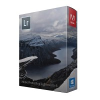 Portable Adobe Photoshop Lightroom CC 6.8 Free Download
