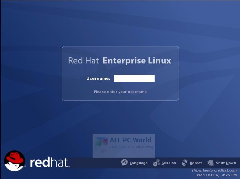 Red Hat Enterprise Linux 6.4 User Interface