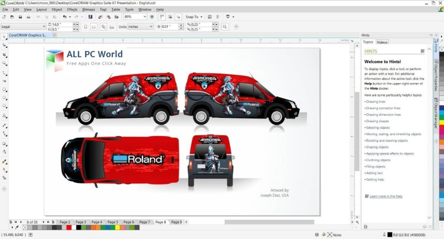 Coreldraw Graphics Suite X3 Review
