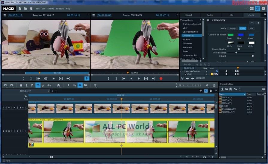 MAGIX Video Pro X8 Review