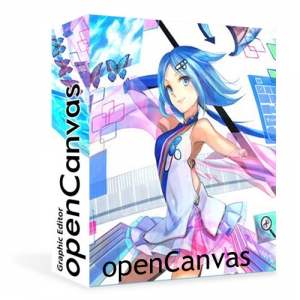 openCanvas Graphic Editor Free Download