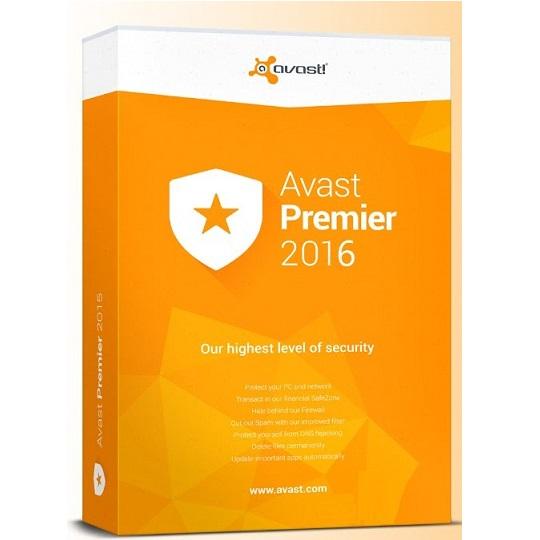 Avast Premier Antivirus 2016 Final Free Download