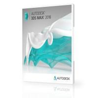 Download Autodesk 3DS Max 2016