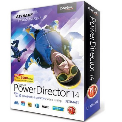 Download CyberLink PowerDirector Ultimate v14.0.2707.0 Final 2016 Free