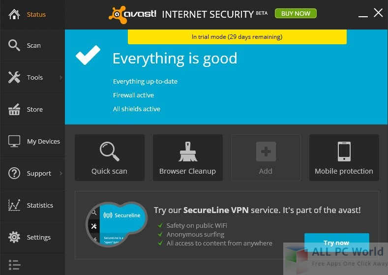 Avast Internet Security 17.4.2294 Review