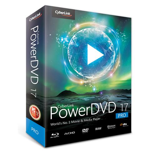 Download CyberLink PowerDVD Pro 17 Free