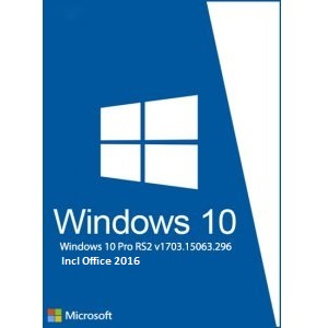 🔥 Windows 10 Pro X64-Bit Build 15063 v1703 ISO Free