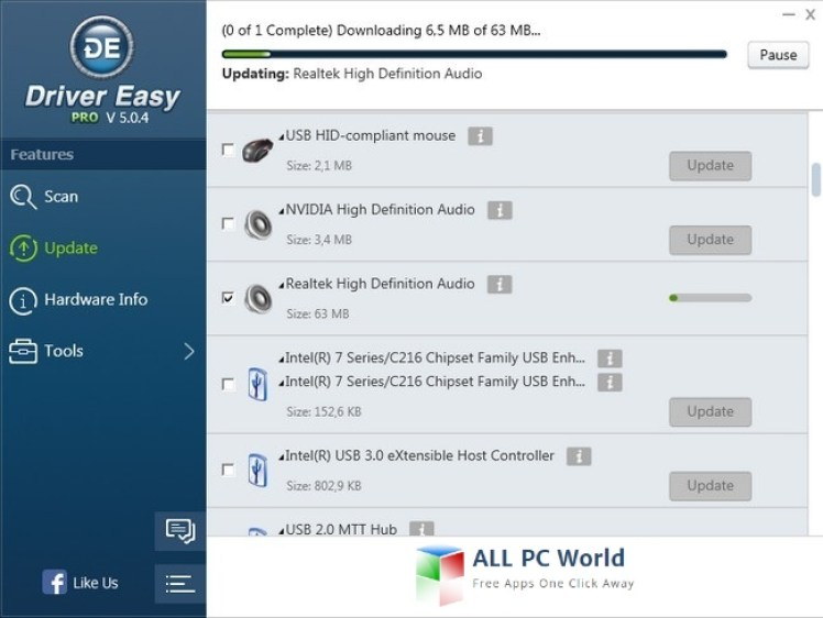 Driver Easy Professional 5.5.1.14322 Review