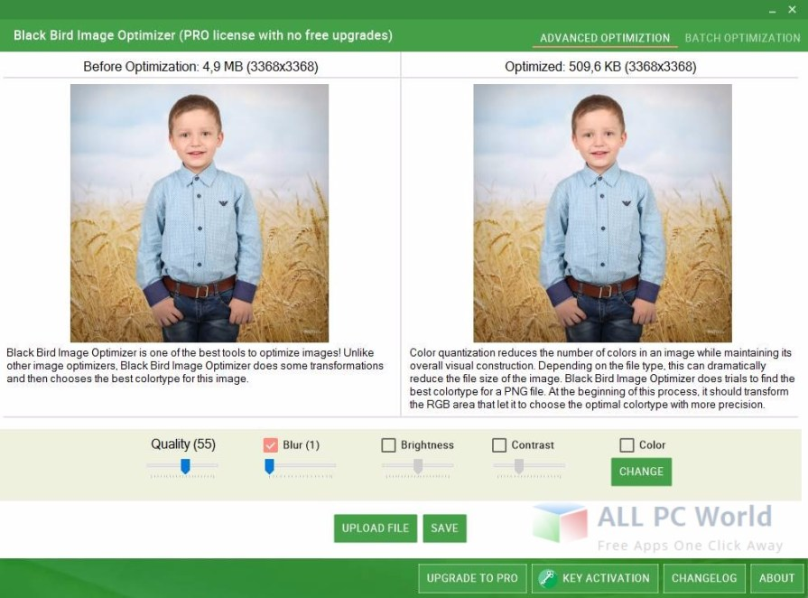 Black Bird Image Optimizer Pro Review